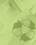 RICICLO<br/>di rifiuti in plastica